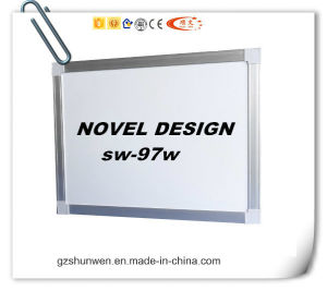 Hot Sell Magnetic Whiteboard with Aluminum Frame ISO, SGS, CE Certificate