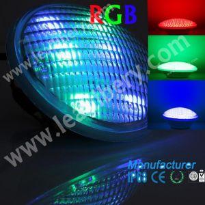 china 300w halogen led replacement 12v 18x3w rgb par56 led swimming pool ligh. Black Bedroom Furniture Sets. Home Design Ideas