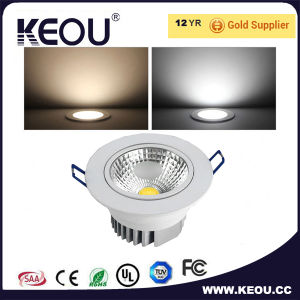 High Lumen SMD2835 COB LED Downlight with Ce Certificate pictures & photos