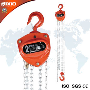 2t Manual Chain Hoist with Overload Protection pictures & photos