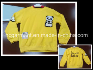 Outdoor Cute Cartoon Cotton Long Sleeve Shirt for Girl /Boy pictures & photos