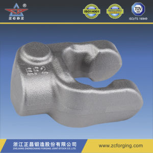 Steering Fork Forging Universal Joint Fork Parts pictures & photos
