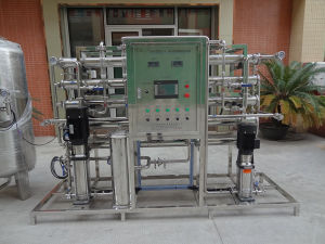 RO Water Treatment Machine for Pure Drinking Water pictures & photos