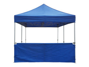 2017 Hot Selling Aluminum Folding Pop up Canopy Gazebo Tent for Advertising pictures & photos