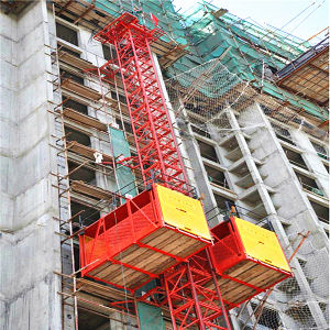 Cheap Price with High Quality Construction Hoist pictures & photos