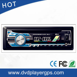 2015 New One-DIN Car DVD with Fixed Panel pictures & photos