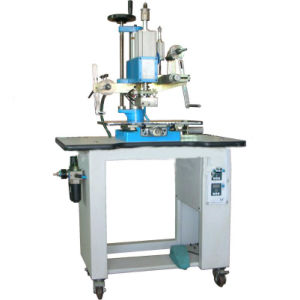 Tam-120A Mini Hot Foil Stamping Machine pictures & photos