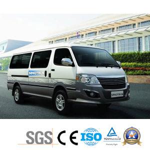 Popular Model Minibus of Luxury Big Haice 18 Seats