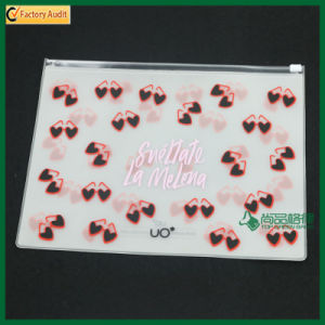 Waterproof Transparent Plastic PVC Shopping Bag Stationery Bag (TP-OB052) pictures & photos
