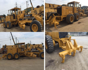 Used Caterpillar Motor Grader Cat 140g Grader for Sale pictures & photos