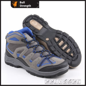 Outdoor Sport Style Hiking Shoe with Synthetic Leather (SN5245) pictures & photos
