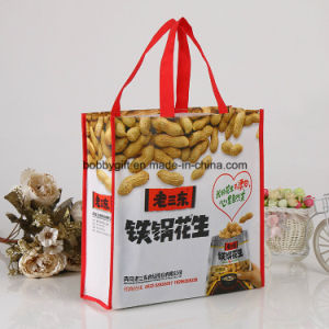 Custom Printing Laminated Shopping Bag/Hand Bag pictures & photos