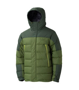 2016 Men Green Colour Warm Winter Down jacket pictures & photos