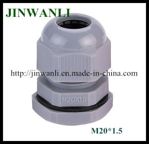 M20*1.5 Gray Color Water-Proof Cable Gland pictures & photos
