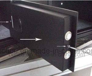 Modern Design Digital Lock Laptop Hotel Safe Box pictures & photos