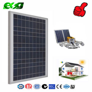 35W Home Solar Panel PV Solar Cell Panel
