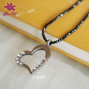 Cheapest Price New Black Spinel Necklaces Gus-Fsnp-005