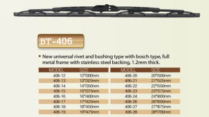 Universal Wiper Blade pictures & photos