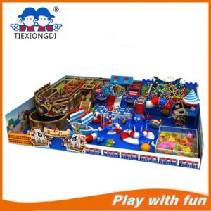Soft Play Equipment for Kids Playing Indoor Playground Equipment pictures & photos
