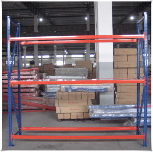 Hot Sale Warehouse Storage Steel Pallet Rack pictures & photos