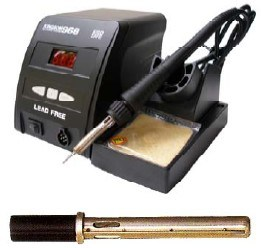 Soldering Station Kingsom Ks-968 ESD Safe for Lead Free Soldering