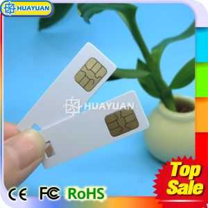 Mini Contact IC Chip SLE5542 Card for Vending Machine Payment pictures & photos