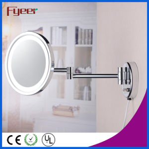 Fyeer Ultra Thin Single Side Wall Mirror with LED Light pictures & photos