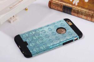 Phone Cover Colorful Powder for Samsung /iPhone