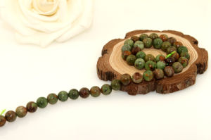 Size 6 8 10 12mm Imported Flower Stone Natural Bulk Semi Precious Gemstone Chips Beads pictures & photos