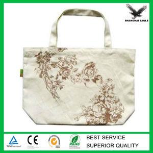 Wholesale Recycled Custom Cotton Shopper Bag pictures & photos