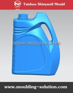 Jerry Can Extrusion Blow Mould pictures & photos