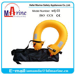 Ce Approved Inflatable Life Belt for Standup Paddler pictures & photos