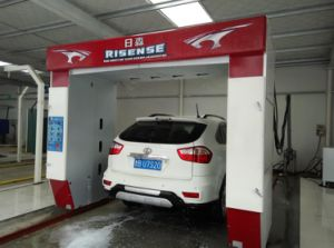 Automatic Mobile Touchless Car Wash Machine pictures & photos