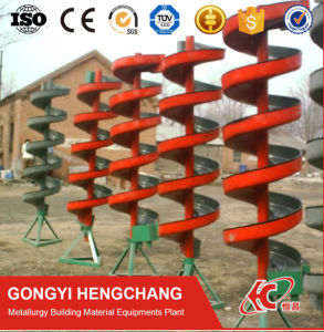 Industry Washing Ore Plant Spiral Chute for Sorting Zinc Ore pictures & photos