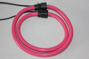 Flexible Rogowski Coil with 500A/50mv Red Color pictures & photos