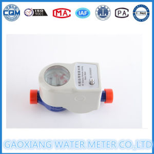 RF Wireless Remote Reading Water Meter with Motor Valve pictures & photos