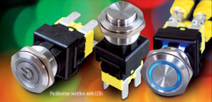 PS-5 Anti Vandal Switches-UL-Recognized Anti-Vandal Switches with up to 16A and TV-6 Rating pictures & photos