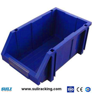 Warehouse Plastic Stackable Storage Shelf Bins/Spare Parts Bins pictures & photos