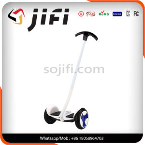 Two Wheel Self Balance Electric Scooter Hoverboard with Armrest pictures & photos