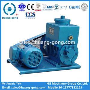 Rotary Vane Vacuum Pump (2X) pictures & photos