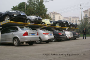 Hydraulic Mini Parking Lift pictures & photos