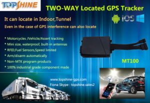 Newest RFID Waterproof Motorcycle Vehicle GPS Tracker pictures & photos