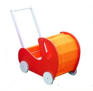 Hote Sale Wooden Baby Chair Doll Stroller for Kids and Children pictures & photos