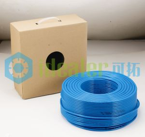 "Pneumatic Air Tube Seven Core Electrical Coil Hose (PU5/32"") pictures & photos"