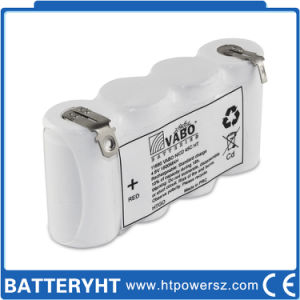 Rechargeable Lithium LiFePO4/Ni-CD Battery for Emergency Lighting with High Temperature pictures & photos