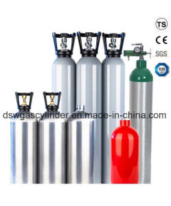 Aluminium Alloy Mixture Gas Cylinder pictures & photos