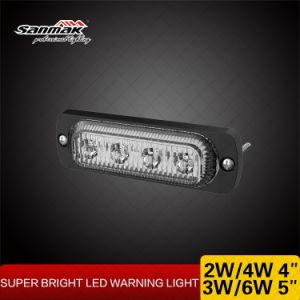 Super Slim 19 Flash Patterns LED Strobe Light pictures & photos