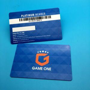 ISO 18000-6C EPC1 Gen2 Monzar6 PVC UHF Smart Card pictures & photos