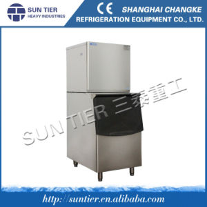160kg Ice Cube Machine Ice Scraping Machine pictures & photos