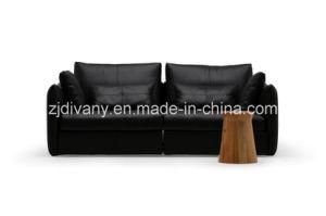 Modern Style Living Room Leather Sofa Set D-74D (R) +D (L) pictures & photos